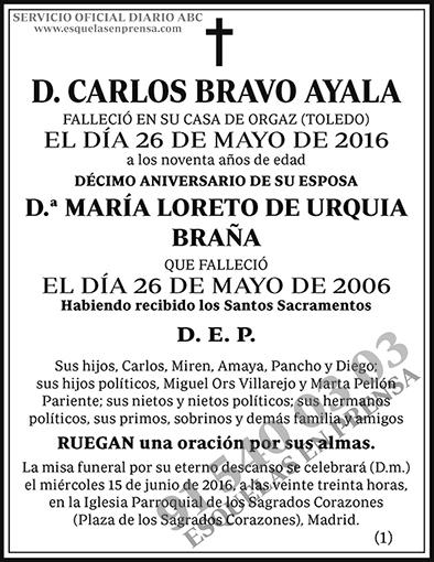 Carlos Bravo Ayala